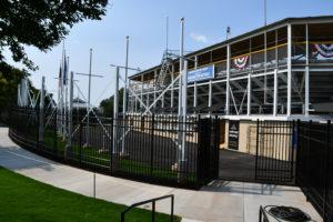 The City of Burlington funded a $1.2 million stadium renovation project ahead of the 2019 baseball season